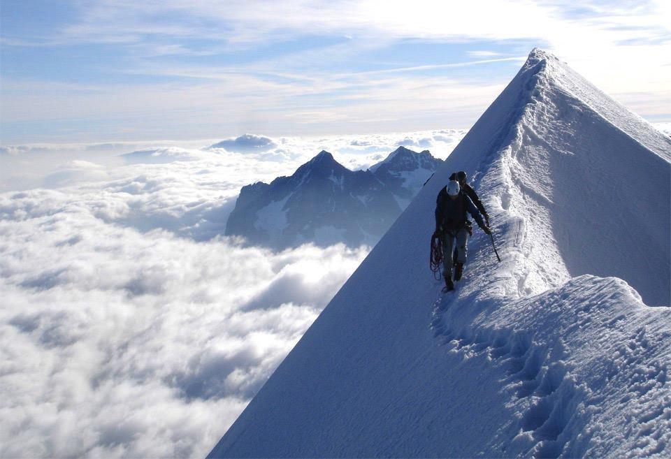 Гора Эверест/Джомолунгма в Гималаях. Высота горы, информация ... | 657x960