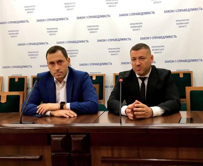 У волинського прокурора – новий перший заступник (ФОТО)
